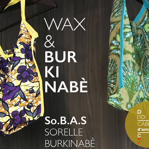 Evento solidale | Wax & Burkinabè
