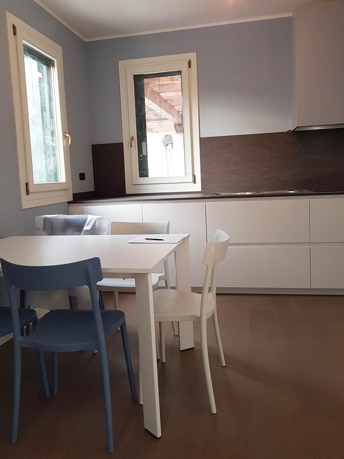 Progetto | Cucina angolare - DAVANZO L\'Officiel