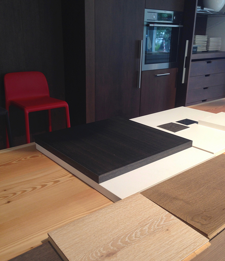 Project | Customised kitchen